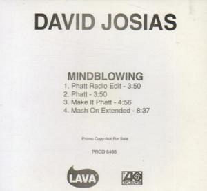 David Josias_Mindblowing