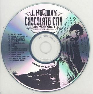Chocolate City They Dont Sing No More (2007)