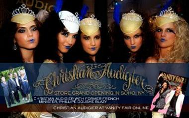 Christian Audigier Official Website
