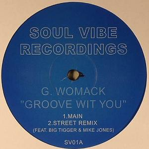 G. Womack 12inch