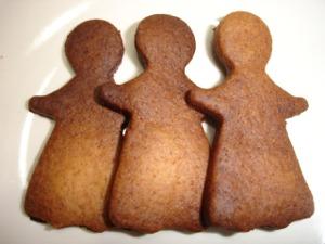 パート・シュクレの余りクッキー