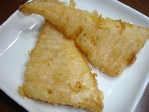 天ぷら(筍)