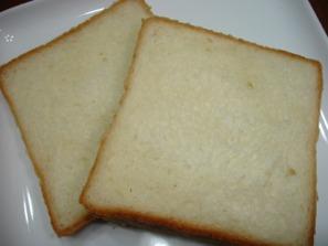 食パン(薄力粉100%)