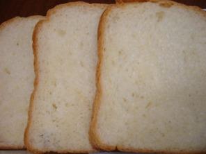 食パン(翌日フワフワ)