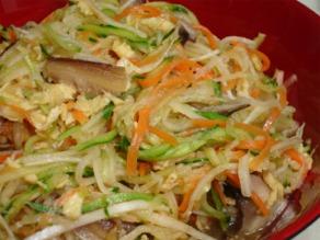野菜中華サラダ
