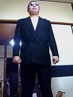 れおちゃんスーツ