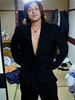 真悟さんスーツ