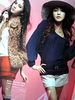 Sweet12 Bianca's closet / cher ニット