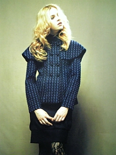 SPUR1月号 ヴェリエ Verrier ジャケット スカート