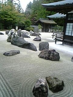 金剛峯寺 石庭