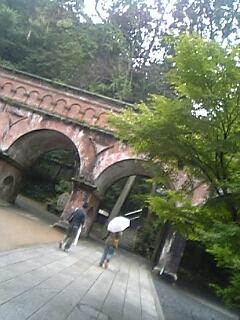南禅寺 インクライン