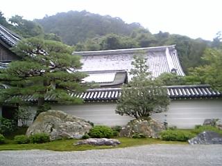南禅寺 方丈庭園 借景