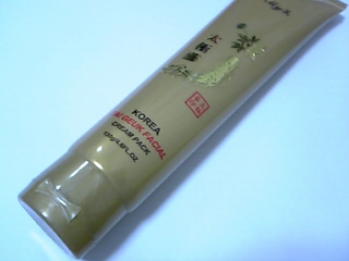 My美 太極参 TAI GEUK FACIAL CREAM PACK