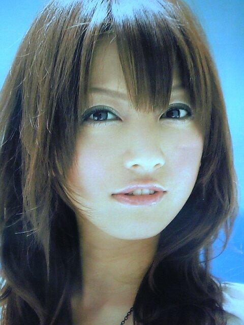 2007秋 ヘアースタイル 前髪 フジBang afloat-f ムッシュ豊田さん
