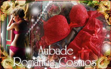 Aubade/オーバドゥ Romantic Cosmos ロマンティック コスモス