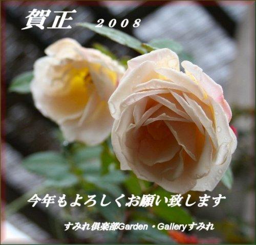 賀正2008