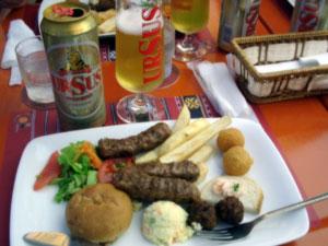 ルーマニアの料理