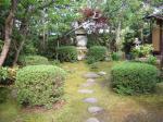 部屋前の庭2