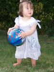 ボール好き!