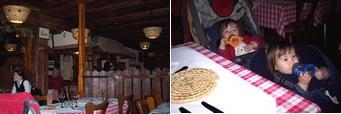 レストラン内の様子