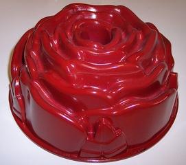 バラのケーキ型