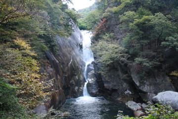 仙が滝美しい