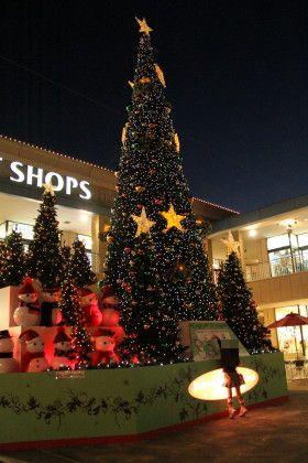 クリスマスイルミネーション③