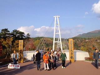 九重 夢大橋ー2