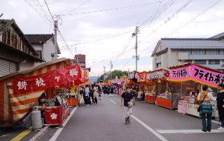 八幡宮 仲秋祭