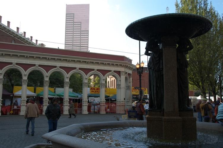 Portland Saturday market 6