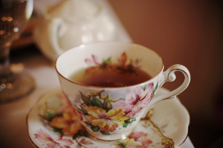 Afternoon tea in Sherwood 7