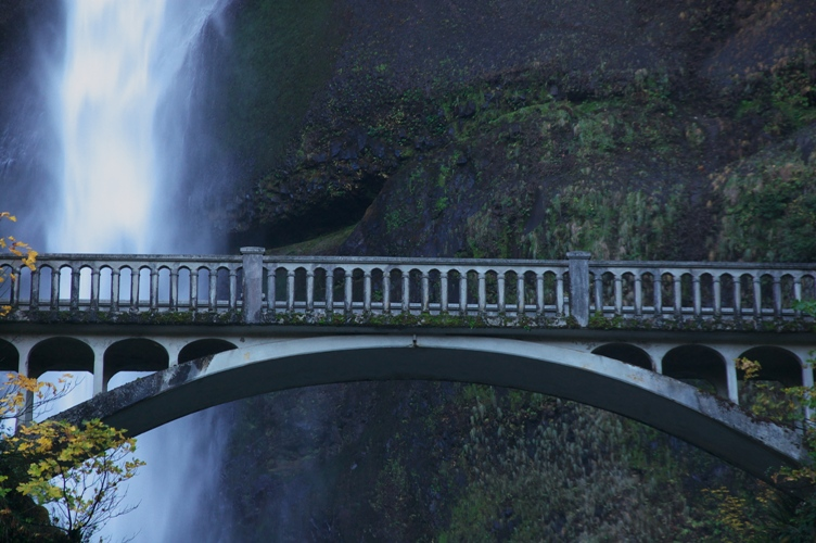 マルトノマの滝 in 2009秋 2