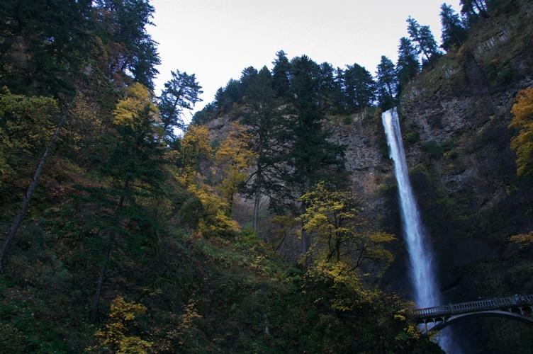 マルトノマの滝 in 2009秋 3