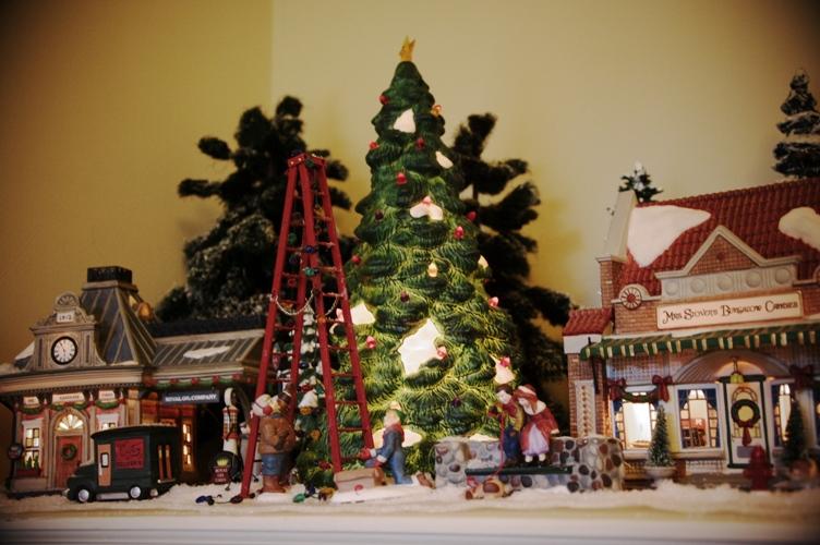 クリスマスデコレーション in ピトックマンション8