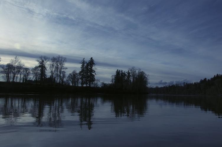 Willamette river 2-3