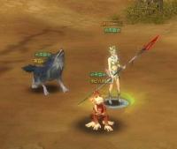 狼の愛嬌 LV40?
