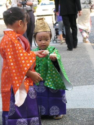 お稚児行列4