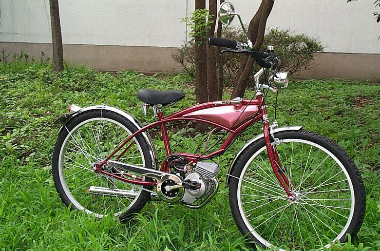 モペットバイク