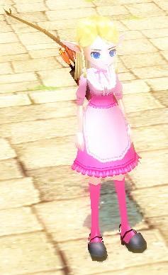 ピンクメイド