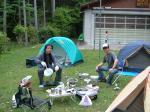 海山キャンプ