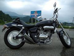 山形バイク