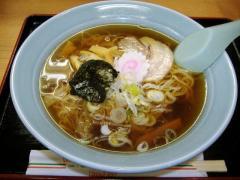 四季・醤油ラーメン