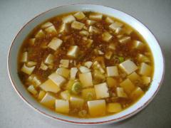 丸竹食堂・マーボーメン