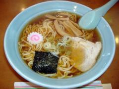 長岡駅レストラン四季・ラーメン