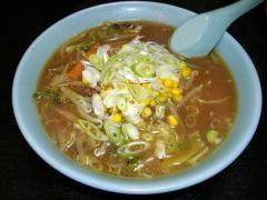 海茶屋・坦々麺