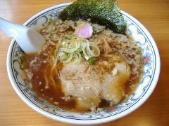 姥姥ラーメン・醤油ラーメン