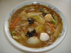 丸竹食堂・広東メン