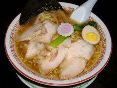 なおじ・あっさりチャーシュー麺