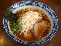 黒船・醤油麺