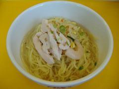 ミスタードーナッツ・涼風麺塩地鶏